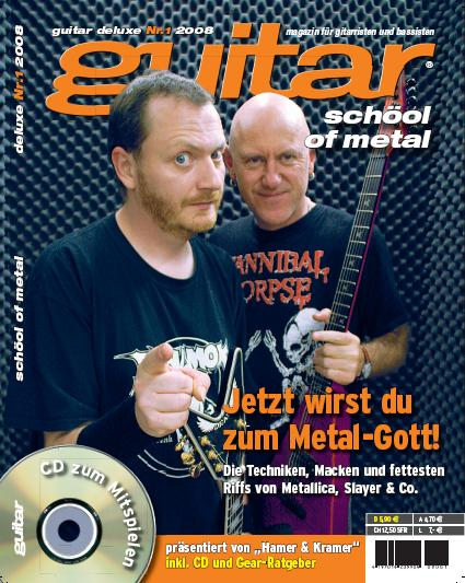 Guitar - schöol of metal