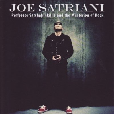 "Joe Satriani - ""Professor Satchafunkilus and the Musterion of Rock"""