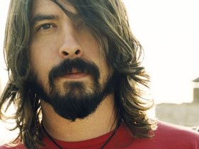 Dave Grohl - Foo Fighter's Frontmann